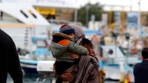 Immer mehr Flüchtlinge landen auf Zypern