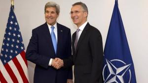 Die Nato wartet auf Trump