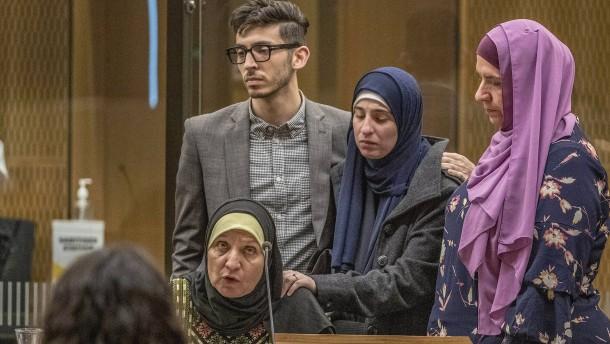 Terrorist von Christchurch wollte Moscheen niederbrennen