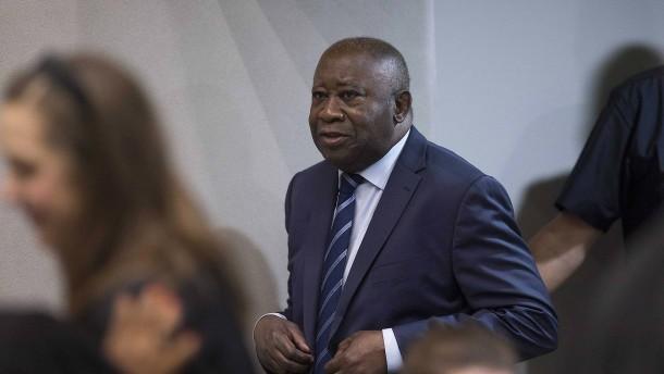 Freispruch für früheren Präsidenten der Elfenbeinküste