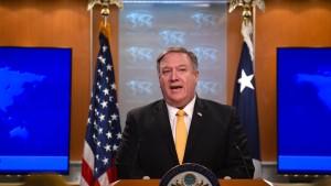 Amerika steigt aus INF-Vertrag aus