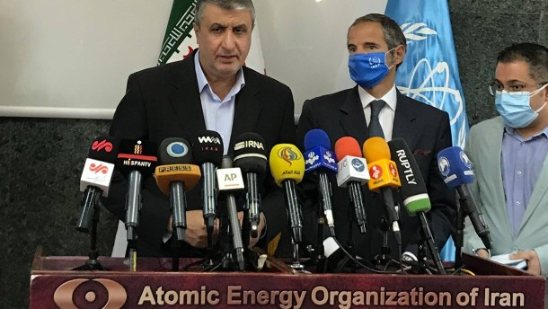 IAEA darf Kameras in Irans Atomanlagen warten
