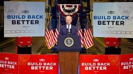 Joe Biden dringt auf den Deal
