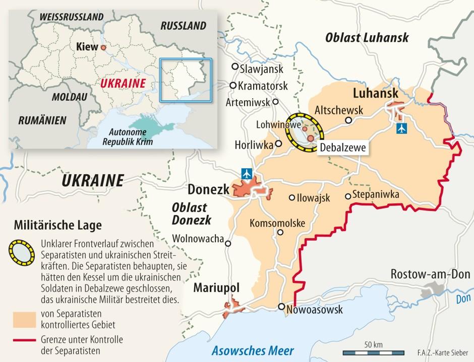 Ukraine Aktuell