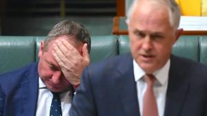 Regierung verliert Parlamentsmehrheit