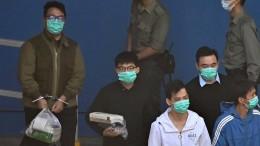 Joshua Wong muss ins Gefängnis