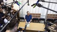 Alexej Uljukajew galt als einer der Systemliberalen in der Regierung. Das ist ihm nun zum Verhängnis geworden.