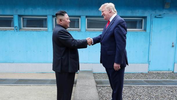 Amerika hofft auf Atomgespräche