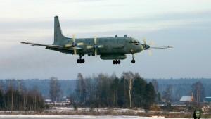 Syrer schießen russisches Militärflugzeug ab