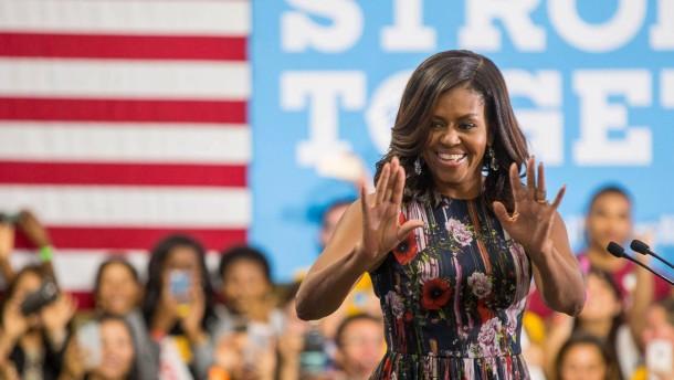 Die bessere Präsidentin