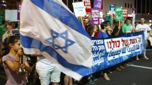 """Israel verabschiedet """"Nationalitätsgesetz"""""""