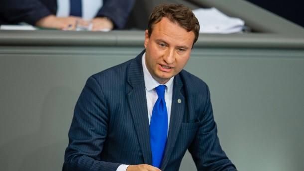 Thüringer CDU-Politiker Hauptmann tritt aus der Partei aus