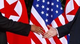 Nordkoreas Machthaber ordnet Vorbereitungen für Gipfel an