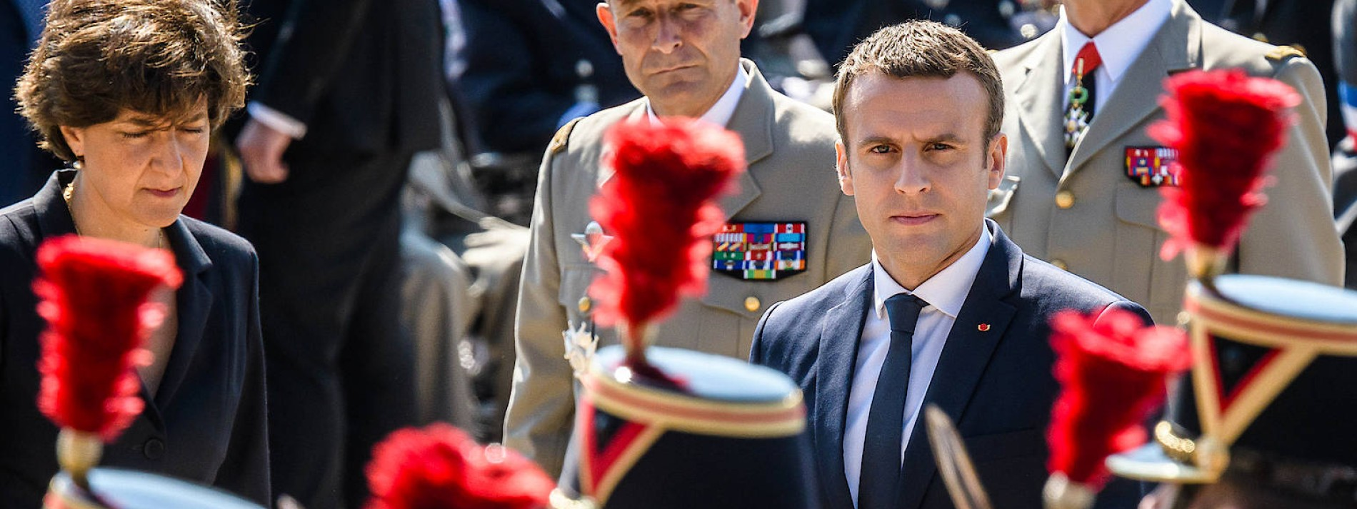 """""""Macron wird immer gaullistischer"""""""