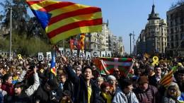 Generalstreik in Katalonien ausgerufen