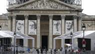 Das Panthéon wird weiblicher