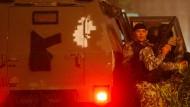 Die jordanische Polizei beendete die Geiselnahme in der Kreuzritter-Burg in der jordanischen Touristenstadt Karak.