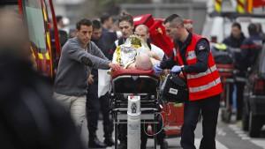 """Komplizen im """"Charlie Hebdo""""-Prozess schuldig gesprochen"""