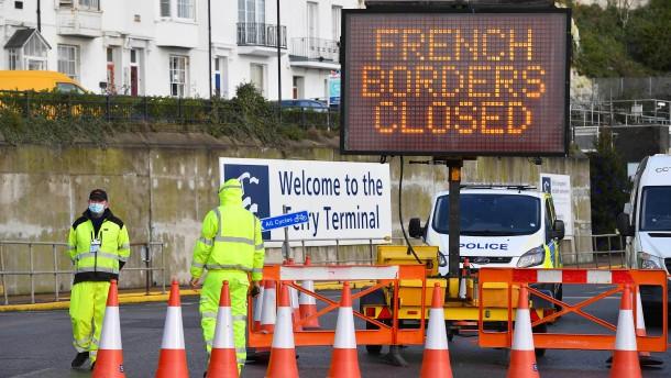 Frankreich will Einreisen aus Großbritannien wieder erlauben