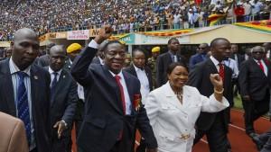 Mnangagwa verspricht Entschädigung weißer Farmer