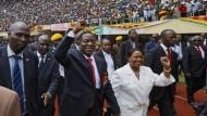Neuer Präsident in Zimbabwe: Mnangagwa verspricht Entschädigung weißer Farmer