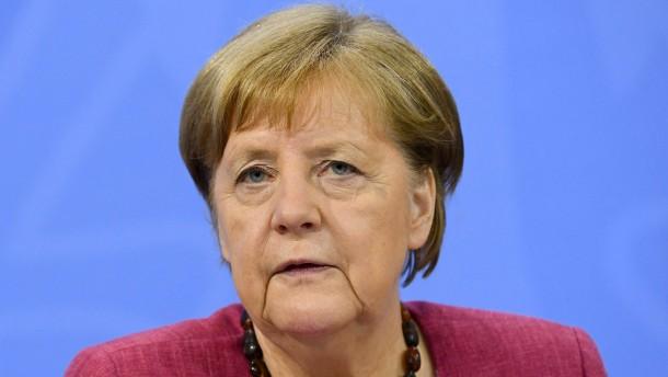 Merkel fordert entschlossenes Handeln für Klimaschutz