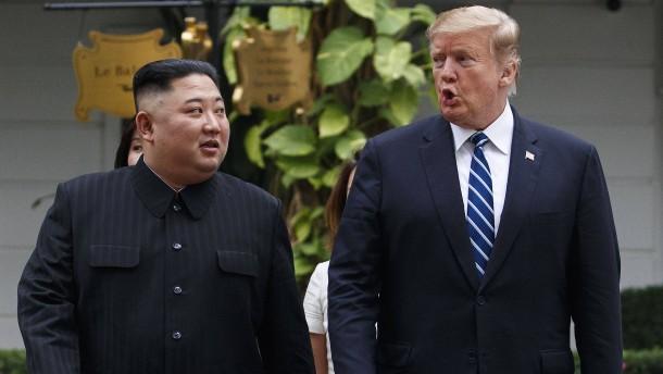 Eltern von Otto Warmbier widersprechen Trump