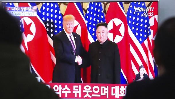Südkorea hofft auf neue Gesprächsrunde