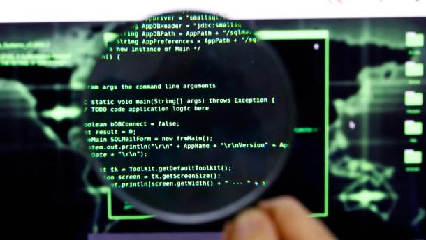 Spionierten Hacker im Auftrag Pekings?