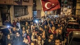 Aufstieg und Fall von Erdogans Istanbul