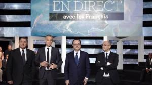 Hollande knüpft neue Amtszeit an Arbeitsmarkterfolge