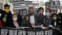 Demokratieaktivist in Hongkong verurteilt