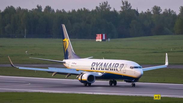 Belarus lädt Luftfahrtexperten für Untersuchung ein