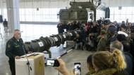 Der neue russische Marschflugkörper sollte eigentlich unter die Bestimmungen des INF-Vertrags fallen.
