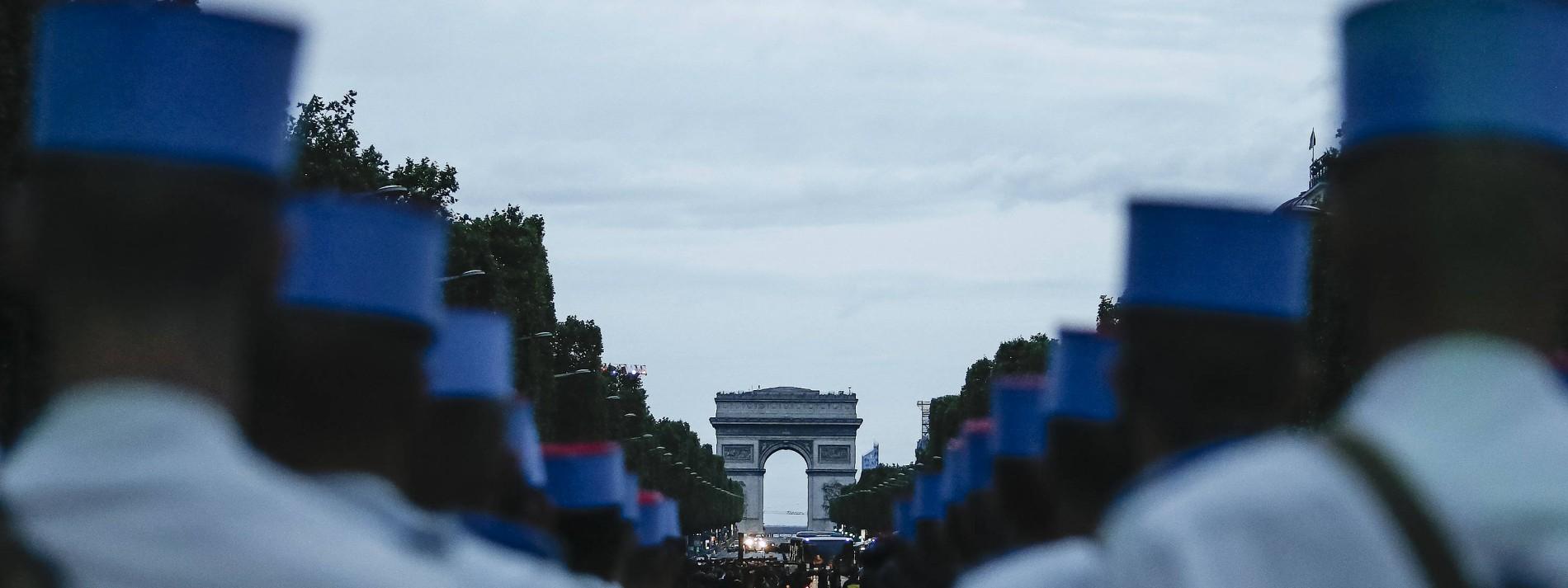 Todesstoß für die französische Armee?