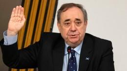 Eine schottische Fehde