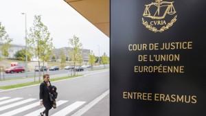 Polen muss täglich eine Million Euro Zwangsgeld zahlen