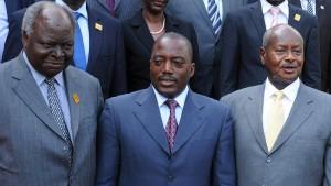 Gipfel in Kampala fordert Rückzug des M 23