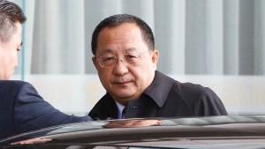 Nordkorea und Amerika einigen sich auf Gefangenenfreilassung
