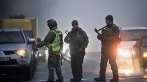 Ukraine erlässt Einreisestopp für russische Männer