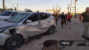 Sieben Tote bei Anschlag in Syrien