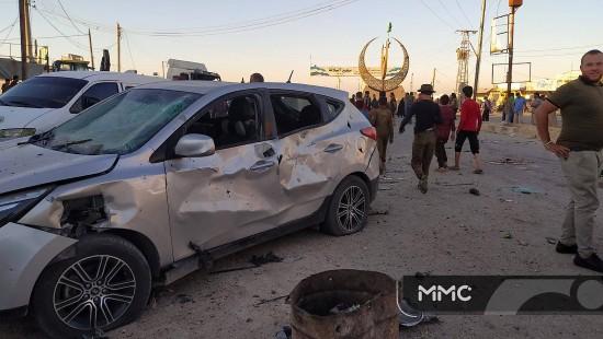 Tote und Verletzte bei Autobombenanschlag in Syrien