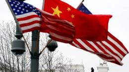 Amerika weist chinesische Diplomaten aus