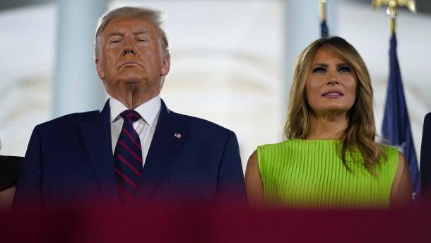 Die dunklen Schatten des Donald Trump