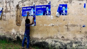 Mehr als hundert Protestler in Kamerun festgenommen