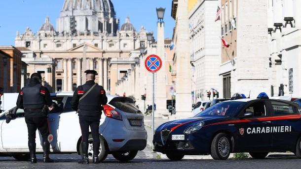 Russische Spionage in Italien aufgedeckt