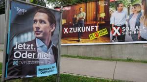 ÖVP stabil vorn – FPÖ und SPÖ fast gleichauf