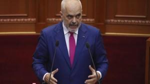 Edi Rama zum Ministerpräsident Albaniens gewählt