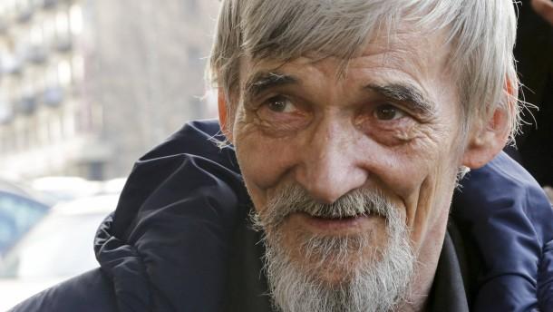 Historiker Dmitrijew zu dreieinhalb Jahren Lagerhaft verurteilt