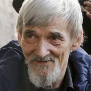 Der russische Historiker Jurij Dmitrijew im Jahr 2018